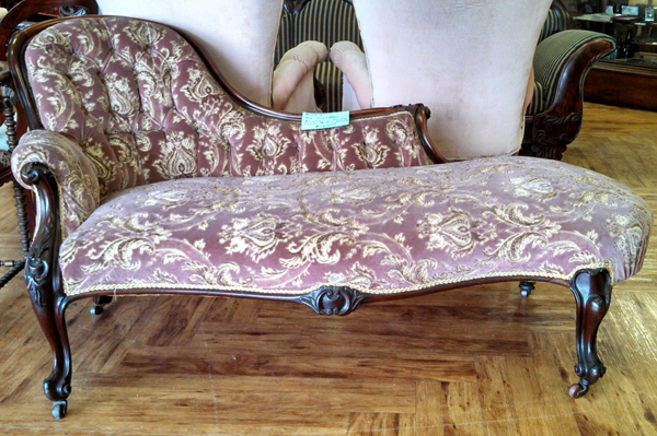 Recamier or Fainting Couch